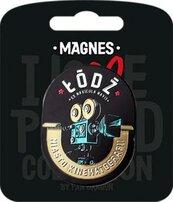 Magnes I love Poland Łódź ILP-MAG-A-LOD-02