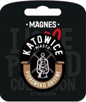 Magnes I love Poland Katowice ILP-MAG-A-KAT-07