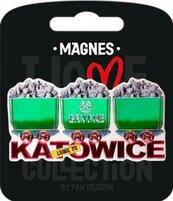 Magnes I love Poland Katowice ILP-MAG-A-KAT-11