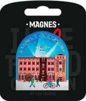 Magnes I love Poland Katowice ILP-MAG-A-KAT-12