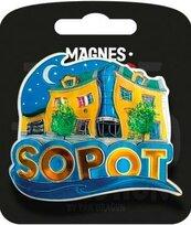 Magnes I love Poland Sopot ILP-MAG-A-SOP-10