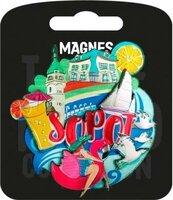 Magnes I love Poland Sopot ILP-MAG-A-SOP-08