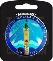 Magnes I love Poland Sopot ILP-MAG-A-SOP-14
