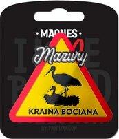 Magnes I love Poland Mazury ILP-MAG-A-MAZ-11