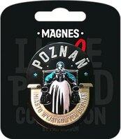 Magnes I love Poland Poznań ILP-MAG-A-POZ-06