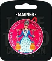 Magnes I love Poland Poznań ILP-MAG-A-POZ-02