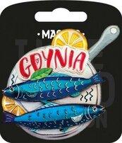 Magnes I love Poland Gdynia ILP-MAG-A-GDY-07