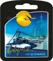 Magnes I love Poland Gdynia ILP-MAG-A-GDY-09