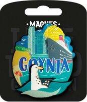 Magnes I love Poland Gdynia ILP-MAG-A-GDY-06