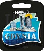 Magnes I love Poland Gdynia ILP-MAG-A-GDY-08
