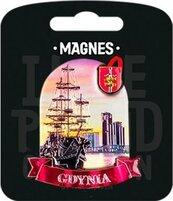 Magnes I love Poland Gdynia ILP-MAG-D-GDY-13