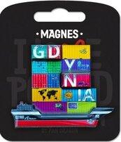 Magnes I love Poland Gdynia ILP-MAG-D-GDY-17