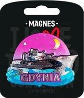Magnes I love Poland Gdynia ILP-MAG-D-GDY-16