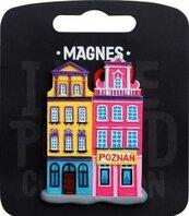 Magnes I love Poland Poznań ILP-MAG-E-POZ-17