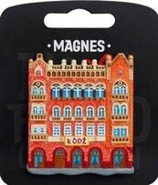 Magnes I love Poland Łódź ILP-MAG-E-LOD-08