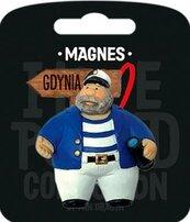 Magnes I love Poland Gdynia ILP-MAG-E-GDY-10