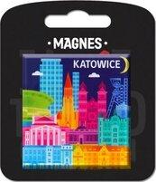 Magnes I love Poland Katowice ILP-MAG-B-KAT-13