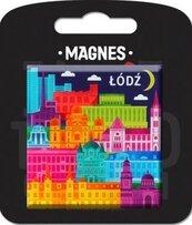 Magnes I love Poland Łódź ILP-MAG-B-LOD-05