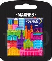 Magnes I love Poland Pozań ILP-MAG-B-POZ-15
