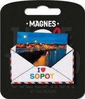 Magnes I love Poland Sopot ILP-MAG-B-SOP-06