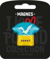 Magnes I love Poland Sopot ILP-MAG-B-SOP-04