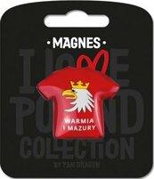 Magnes I love Poland Mazury ILP-MAG-B-MAZ-01