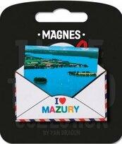 Magnes I love Poland Mazury ILP-MAG-B-MAZ-09