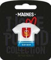 Magnes I love Poland Gdynia ILP-MAG-B-GDY-04