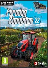 Farming Simulator 22 (PC) PL + Bonus