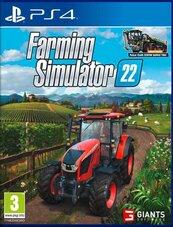 Farming Simulator 22 (PS4) PL + Bonus