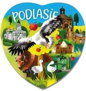 Magnes I love Poland Podlasie ILP-MAG-C-POD-16