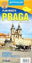 Praga plan miasta 1:10 000