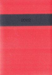 Kalendarz 2022 A4 Cross Malaga tygodniowy