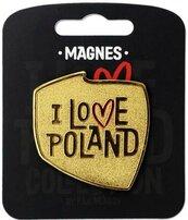 Magnes I love Poland Polska ILP-MAG-A-PL-46