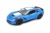 MI 31516 Corvette Grand Sport 2017 niebieski 1:24 p12