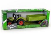 Traktor z dźwiękiem w pudełku 500679 ADAR