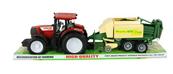 Traktor z maszyną pod kloszem 1207694