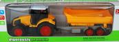 Traktor z przyczepą w pudełku 1278916