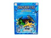 Dinozaur 8-9cm 6 rodzajów cena za 1 sztukę