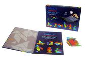 Gra magnetyczna kształty geometryczne 8326-2