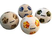 Piłka nożna 535497 mix cena za 1 szt