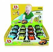 Bburago junior 85100 Jeep wrangler w pudełku mix p12 cena za 1 szt