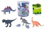 PROMO Dinozaury figurki mega tuba 1003430