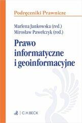 Prawo informatyczne i geoinformacyjne