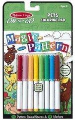 Magic Colouring Pad - Zwierzęta