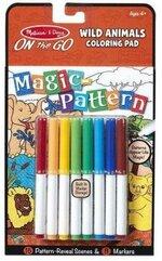 Magic Colouring Pad - Dzikie zwierzęta