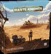 Waste Knights: Druga edycja (gra planszowa)