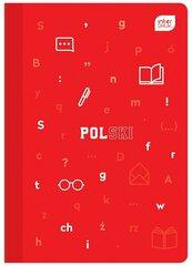 Zeszyt A5/60K linia PP Polski (10szt)
