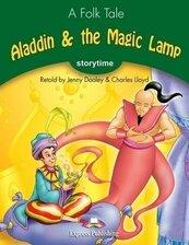 Aladdin and the Magic Lamp. Stage 3 + kod