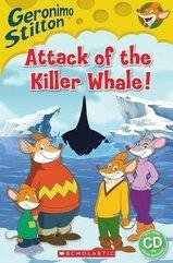 Geronimo Stilton: Attack of the Killer Whale + CD